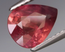 1.89Ct.Ravishing Color! Padparadsha UNHEATED Sapphire Tanzania Very Good Lu