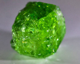 Tsavorite Garnet Crystal 23.20ct