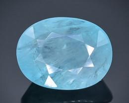 2.38 Crt  Grandidierite Faceted Gemstone (Rk-84)