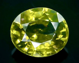 2.22 Crt  Zircon Faceted Gemstone (Rk-84)