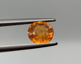3.40 CTS MARVELOUS NATURAL TOP FANTA-SPESSARTITE DAZZLING