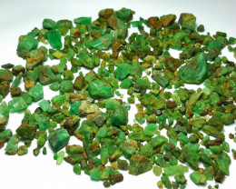 Amazing Natural color Good Size Emerald lot good for Cabs 700 Cts-Afghan