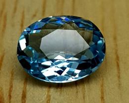 0.65Crt Aquamarine  Natural Gemstones JI62