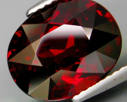 7.04 ct. Natural Earth Mined Spessartite Garnet Africa - IGE Certified
