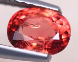 1.13ct Natural Pink Tourmaline Oval Cut Lot GW7606