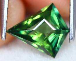 Green Apatite 1.29Ct VS Master Cut Natural Green Apatite AT0541