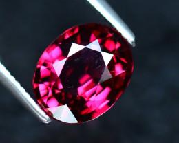 Rhodolite 2.01Ct Natural Purplish Red Rhodolite Garnet EF3018/A5