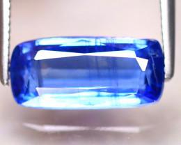 Kyanite 2.69Ct Natural Himalayan Royal Blue Color Kyanite EAF3022/A401