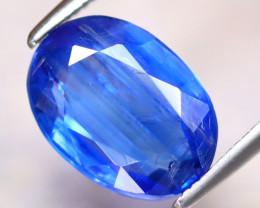 Kyanite 2.83Ct Natural Himalayan Royal Blue Color Kyanite EAF3025/A401