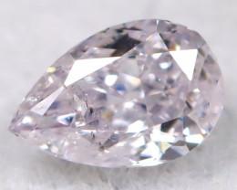 Pink Diamond 3.5mm Natural Untreated Fancy Diamond BM0781