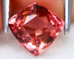 Pink Tourmaline 1.22Ct VVS Shield Cut Natural Pink Tourmaline B2917