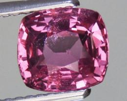 Sapphire 2.12 ct Pink Sapphire Gemstone