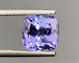 2.77 CT Tanzanite Gemstone Top luster
