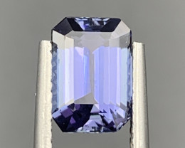 2.18 CT Tanzanite Gemstone top luster
