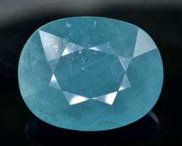 22.81 Crt  Grandidierite Faceted Gemstone (Rk-85)