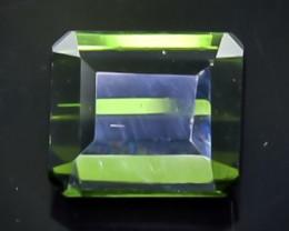 1.85 Crt  Tourmaline Faceted Gemstone (Rk-85)
