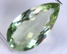 19.68cts Natural VS Clarity Green Color Amethyst / MA691
