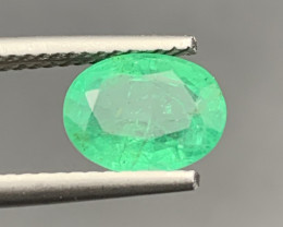 1.59 Natural color Emerald gemstone