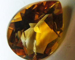 2.95 CTS CITRINE NATURAL FACETED AS-