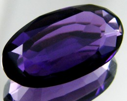 VVS BRILLIANT QUALITY AMETHYST STONE 7.6 CTS ST 251