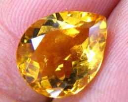 3 CTS CITRINE NATURAL FACETED  CG-2231