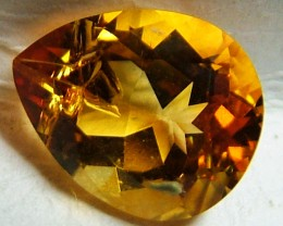 2.1 CTS CITRINE NATURAL FACETED  CG-2228