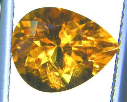 2.25 CTS  CITRINE NATURAL FACETED CG-2229