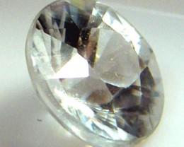 SPARKLING DIAMOND CUT ZIRCON STONE  VVS 1.65 CTS [S4511]