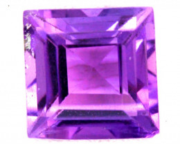 1.65 CTS AMETHYST FACETED STONE  CG - 291
