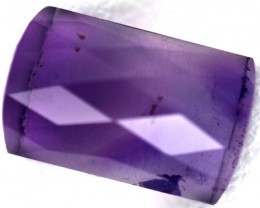 AMETHYST FACETED STONE 1.70 CTS CG - 306