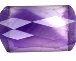 1.75 CTS AMETHYST FACETED STONE  CG - 304
