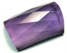 1.60 CTS AMETHYST FACETED STONE CG - 432