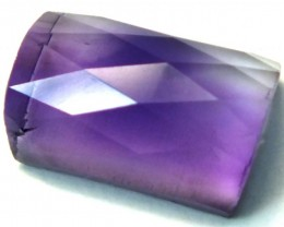AMETHYST FACETED STONE 1.75 CTS CG - 427