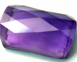 1.80 CTS AMETHYST FACETED STONE CG - 422