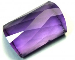 1.75 CTS AMETHYST FACETED STONE CG - 423