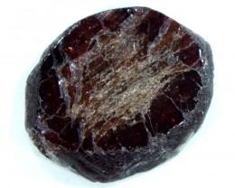GARNET BEAD NATURAL DRILLED 24.70 CTS NP-713