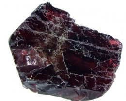 GARNET BEAD NATURAL DRILLED 24.10 CTS NP-743