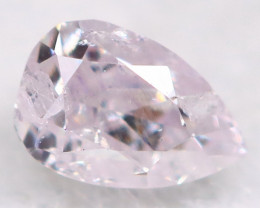 Pink Diamond 3.1mm  Natural Untreated Fancy Diamond BM0787
