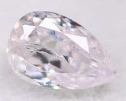 Pink Diamond 3.1mm Natural Untreated Fancy Diamond BM0797