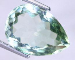 7.57cts Natural Green Amethyst / KL414