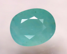 Grandidierite 1.98Ct Natural World Rare Gemstone D3112/B11