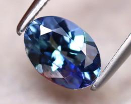 Tanzanite 1.09Ct Natural VVS Purplish Blue Tanzanite DF3124/D3