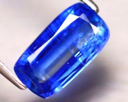 Kyanite 3.42Ct Natural Himalayan Royal Blue Color Kyanite DF3129/A401