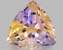 4.76 CT BOLIVIAN AMETRINE TOP CLASS LUSTER GEMSTONE AM5