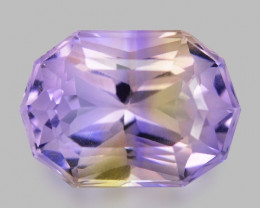 6.64 CT BOLIVIAN AMETRINE TOP CLASS LUSTER GEMSTONE AM8