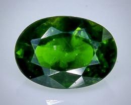 0.82 Crt Natural Chrome Tourmaline Faceted Gemstone.( AB 6)
