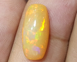 Natural Welo fire Opal.