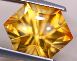 3.53Ct Natural Yellow Citrine Fancy Cut Lot LZ6876