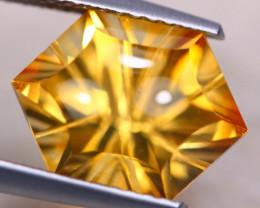 3.53Ct Natural Yellow Citrine Fancy Cut Lot LZ6876