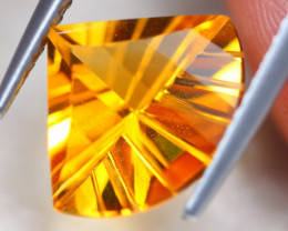 2.45Ct Natural Yellow Citrine Fancy Cut Lot LZ6880